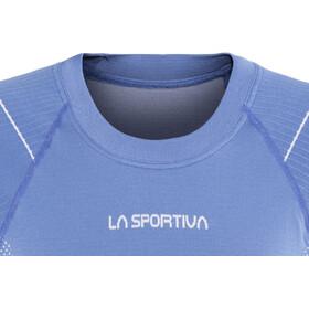 La Sportiva Medea T-Shirt Femme, marine blue/cobalt blue